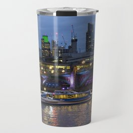 Thames London Twylight Travel Mug