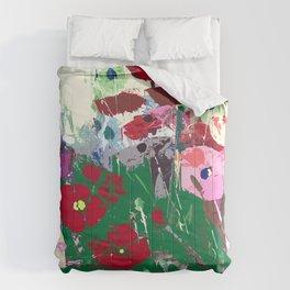 Garden Delight Comforters