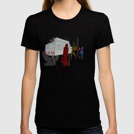 People shopping T-shirt