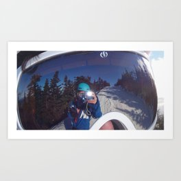 Viewpoint Art Print