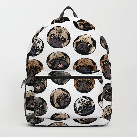 Pugka Dot Backpack
