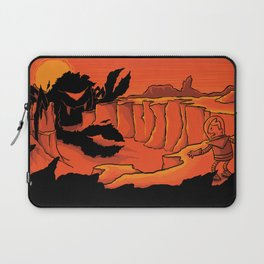 The Beast of Shadow Valley Laptop Sleeve