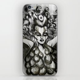 Out Of The Ashes She Raises iPhone Skin