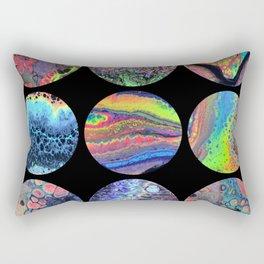 Bang Pop Lunar 1 Rectangular Pillow