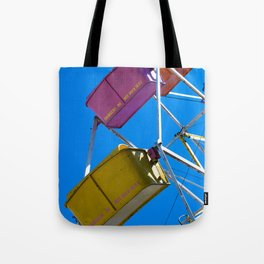 Ferris_Wheel - 3, Northern Michigan Tote Bag