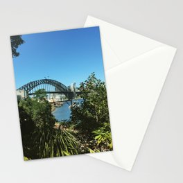 Peekaboo Bridge Stationery Cards