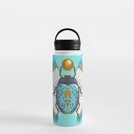 Egyptian Scarab Water Bottle