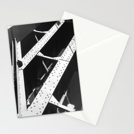Girders Stationery Cards