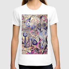 NightOwl2 T-shirt