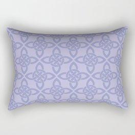 Northern Knot Pattern Rectangular Pillow