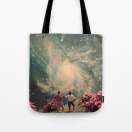 There will be Light in the End Tote Bag
