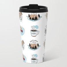 // twin peaks // Travel Mug