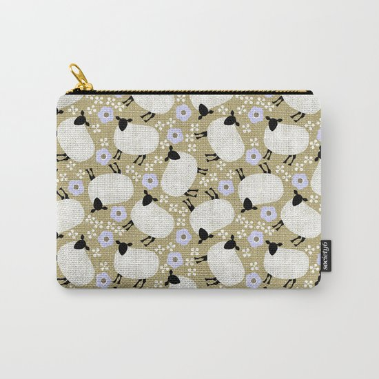 wooly Carry-All Pouch