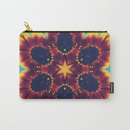 Flower of Sun Carry-All Pouch