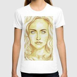 Woman Portrait  T-shirt