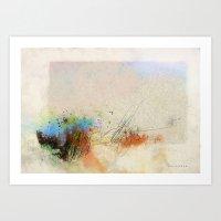 Promise of Love Art Print