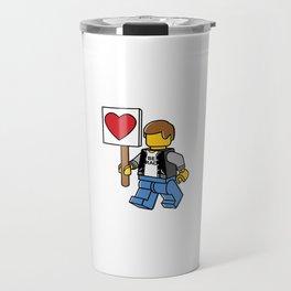 Love Parade Travel Mug