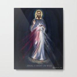 Crown of Mercy  Metal Print
