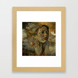 I THINK THAT I SHALL NEVER SEE Framed Art Print