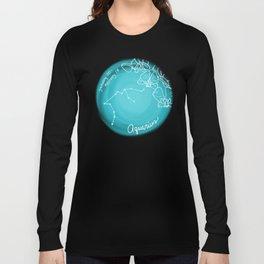 Aquarius Long Sleeve T-shirt