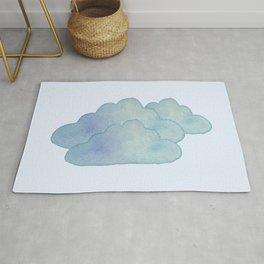 Cloudy days Rug