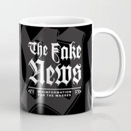 The Fake News Header Coffee Mug