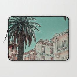 Lincoln Hotel by Lika Ramati Laptop Sleeve