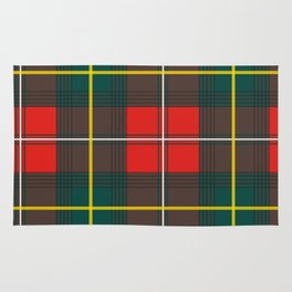 Minimalist Boyd Tartan Modern Rug