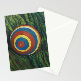 Painting 7 Stationery Cards