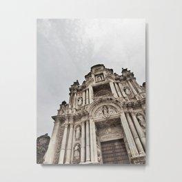carthusian monastry. Spain Metal Print