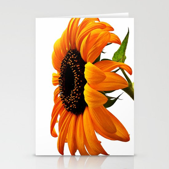 FLOWER 032 Stationery Cards