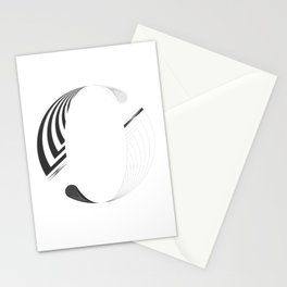 """Tao """"Letter O"""" Stationery Cards"""