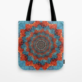 Blossoming woe Tote Bag