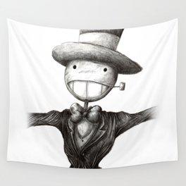 Mr. Turnip Head Wall Tapestry