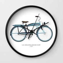 Vintage J.C. Higgins Bike Wall Clock