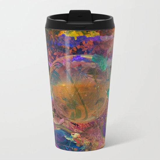 Cortex Metal Travel Mug