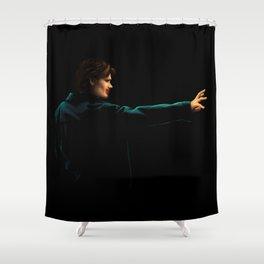 Exorcism Shower Curtain