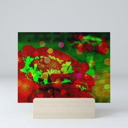 Jardin des merveilles maternel Mini Art Print