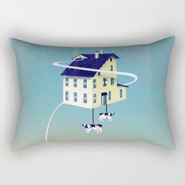 Holy Cow... Rectangular Pillow