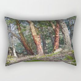 MADRONA WOODS Rectangular Pillow