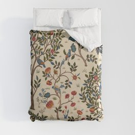 "William Morris ""Kelmscott Tree"" 1. Duvet Cover"