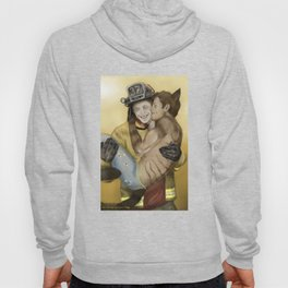 Cat on a hot tin roof Hoody