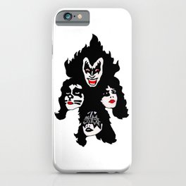 Alive II - tattoo - kiss iPhone Case