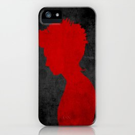 Girl with the Dragon Tattoo iPhone Case
