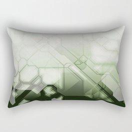future fantasy freshness Rectangular Pillow