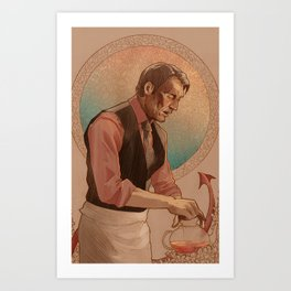 Devil's Brew Art Print