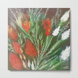 WILD FOWERS Metal Print