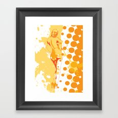 The Droid You're Looking For Framed Art Print