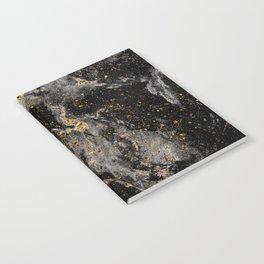 Galaxy (black gold) Notebook