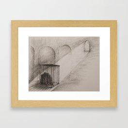 The Beast - 03 Framed Art Print